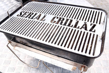 Custom Weber Go Anywhere grill with your own name or logo