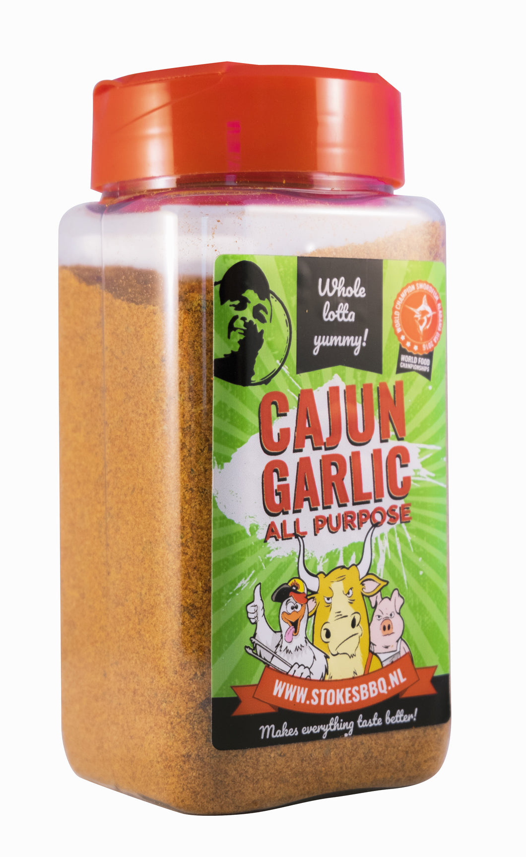 Cajun garlic. Makes everything taste better!