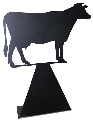 Buffet Chalkboard cow