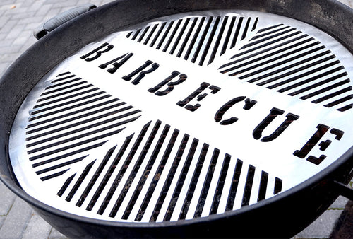 Custom Weber 57 grill with your own name or logo
