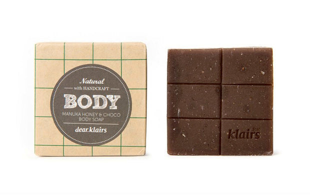 Klairs Manuka Honey and Choco Body Soap