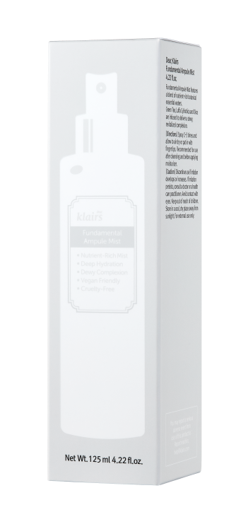 Klairs Fundamental Ampoule Mist