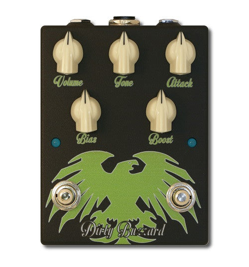 AJ Peat Dirty Buzzard - Overdrive, Fuzz & Distortion