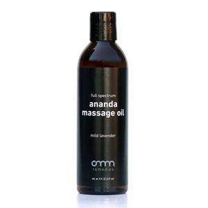 Healing Ananda Massage Oil