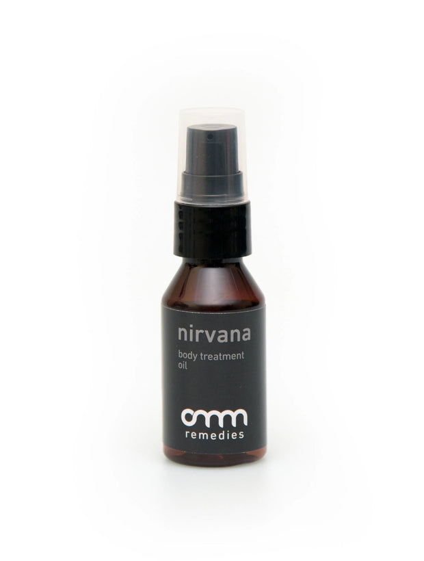 Nirvana Body Treatment Oil 300mg