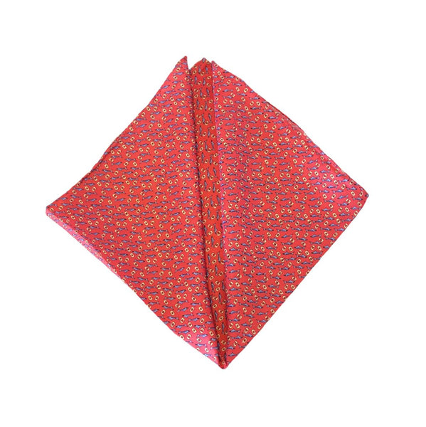 Card Shark - Pocket Square