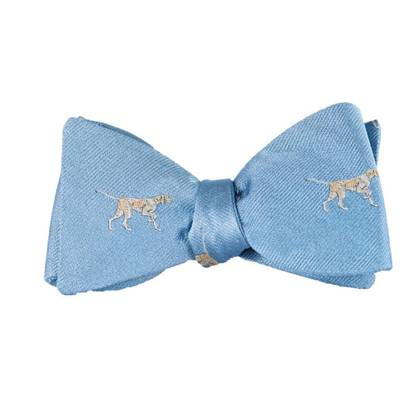Pointers - Woven Bow Tie