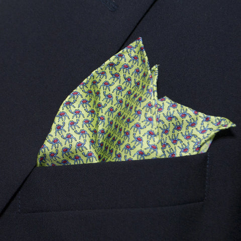 Camels - Pocket Square