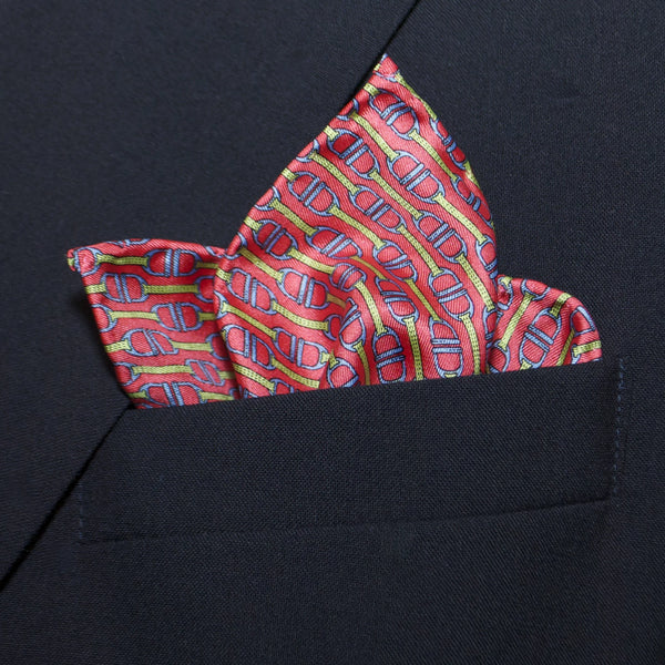 Stirrup - Pocket Square