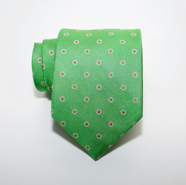 Joyful Dots - Woven Regular Tie