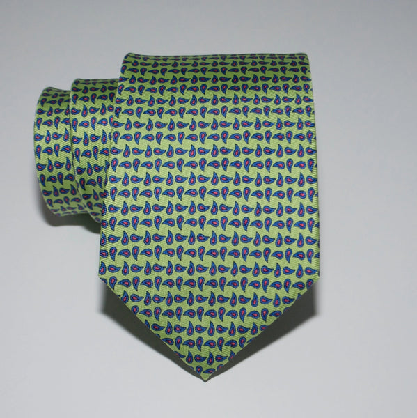 Tiny Pines II - Print Boys Tie