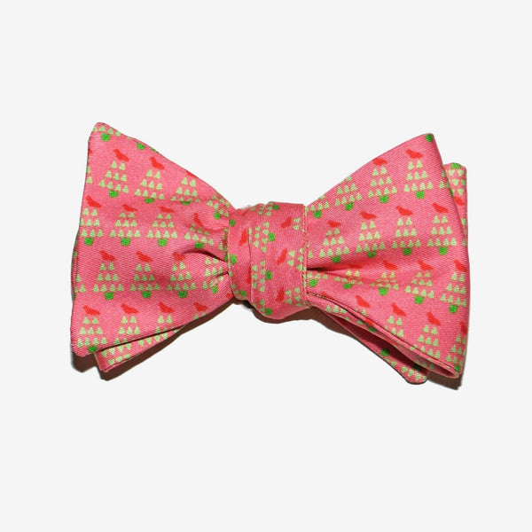 Partridge in Pears - Print Bow Tie
