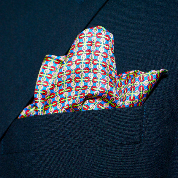 Chair Cane - Pocket Square