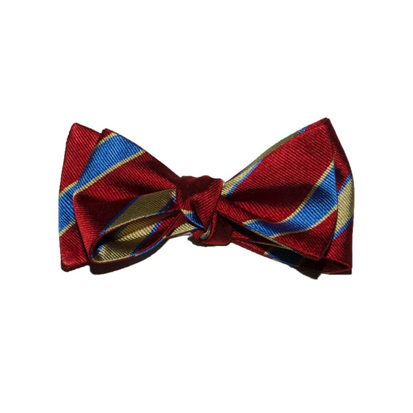 Milbourne - Woven Bow Tie