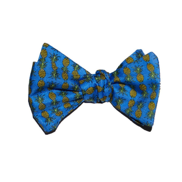 Pineapple - Print Bow Tie