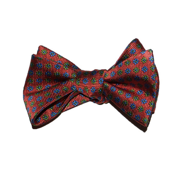 Weatherall - Woven Bow Tie