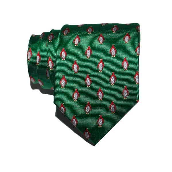 Penguins - Woven Regular Tie