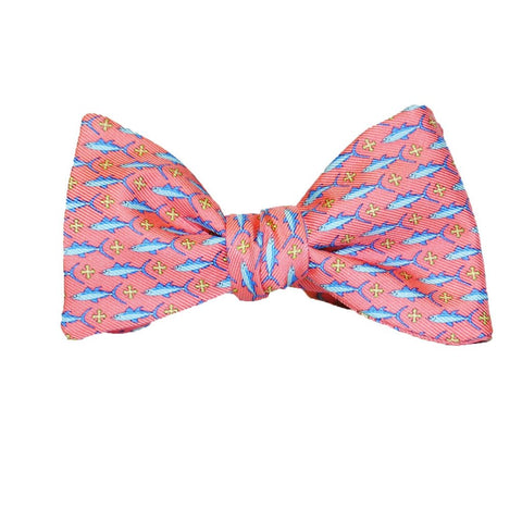 Holy Mackerel - Print Bow Tie