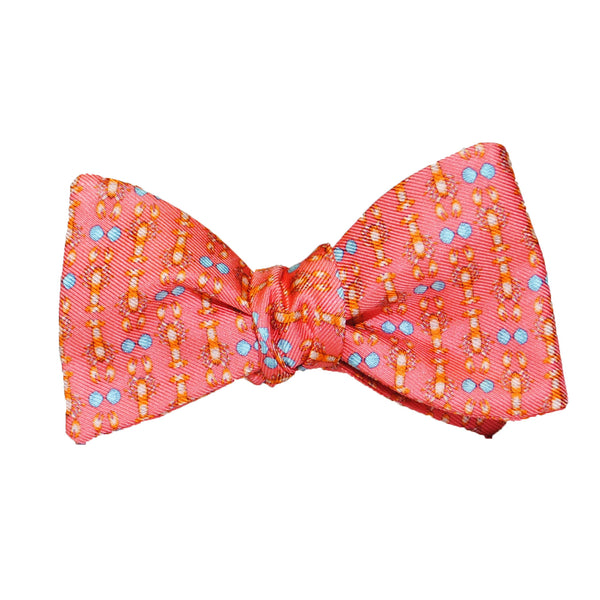 Lobsters - Print Bow Tie