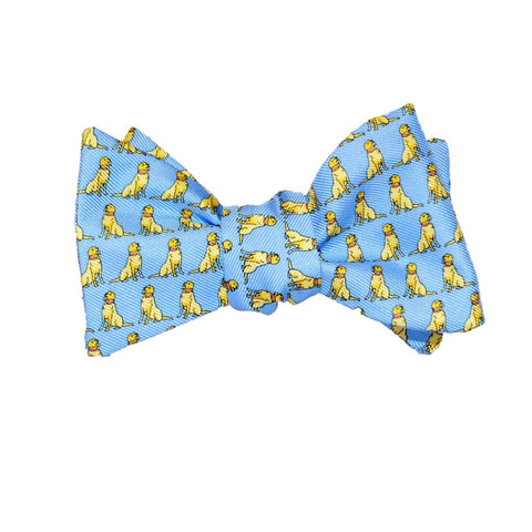 Retrievers - Print Bow Tie