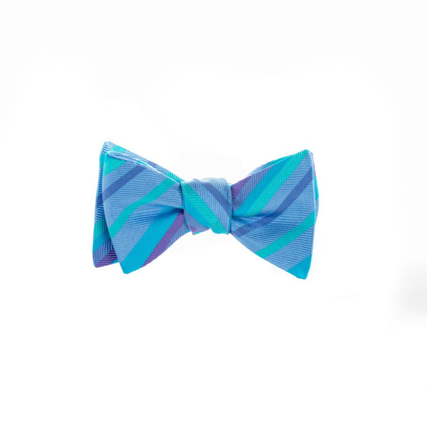 Tattersall - Woven Bow Tie