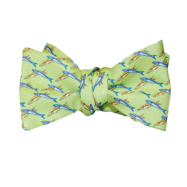 Up Stream - Print Bow Tie