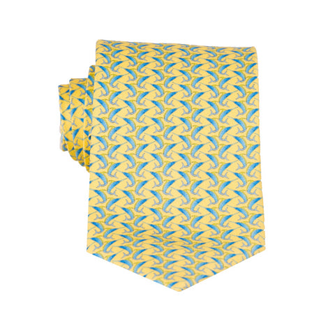 Billfish - Print Regular Tie