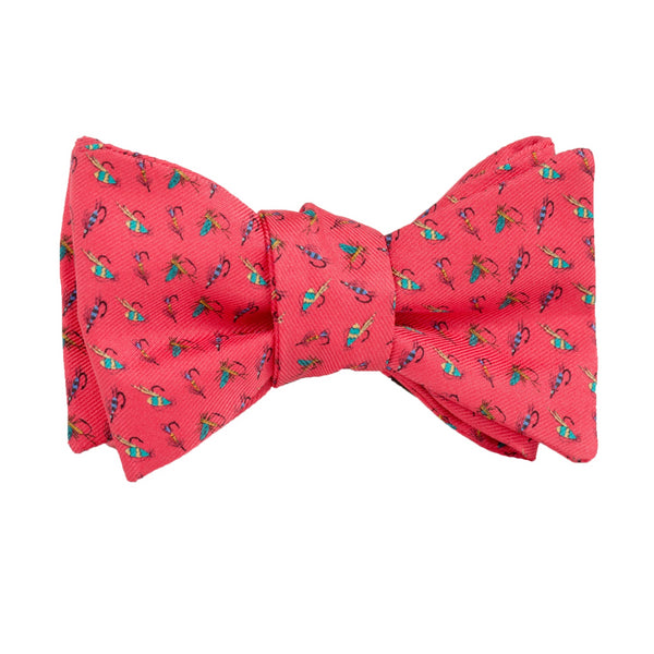 Fly Fish - Print Bow Tie