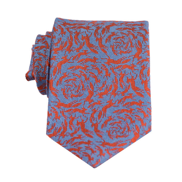 Foxes - Woven Regular Tie