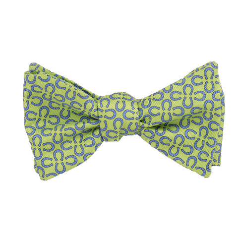 Horse Shoes - Print Bow Tie