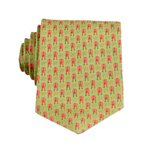 Jack Ass- Print Regular Tie