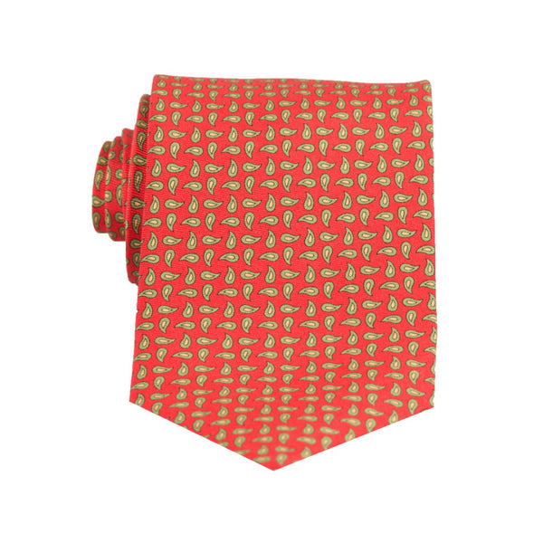 New Pine - Print Regular Tie