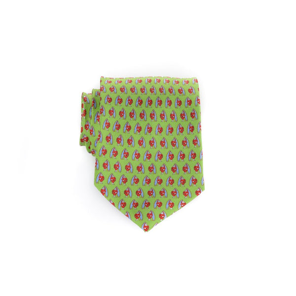 Surfin' Santa - Print Regular Tie
