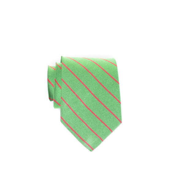 Thin Stripes - Woven Regular Tie