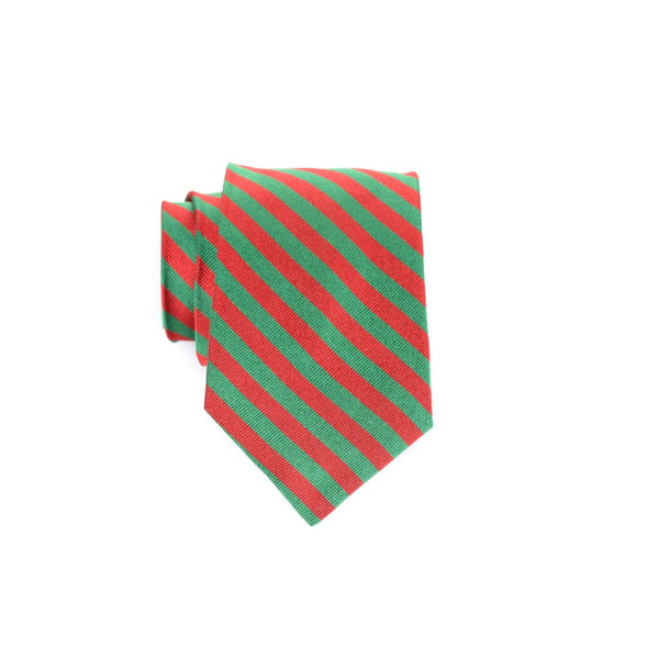 Wide Stripes - Woven Regular Tie