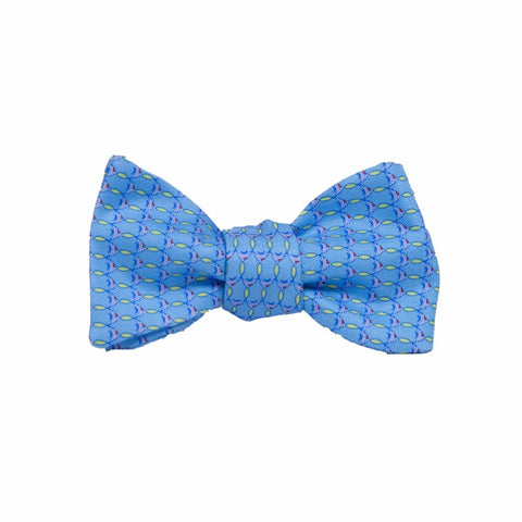 Angel Fish - Print Bow Tie