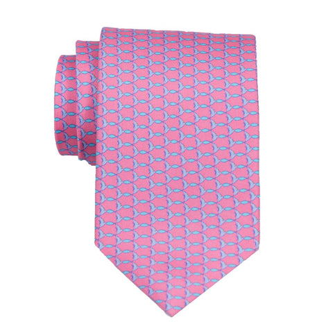 Angel Fish - Print Boys Tie
