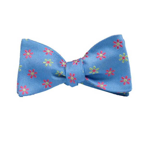 Blooms - Woven Bow Tie