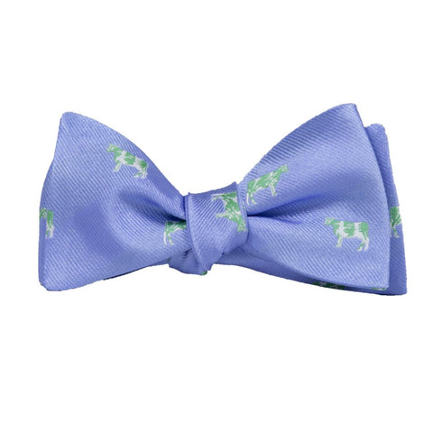 Cows - Woven Bow Tie