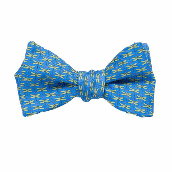 Dragonfly - Print Bow Tie
