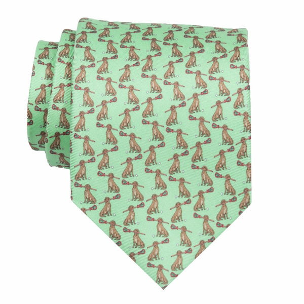 Lax Lab - Print Regular Tie