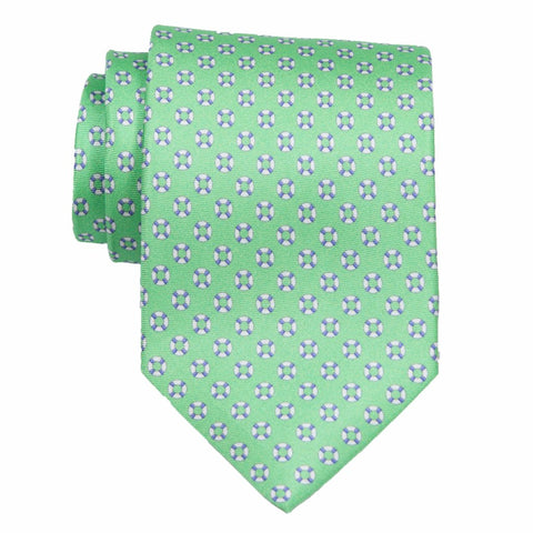 Life Ring - Print Regular Tie