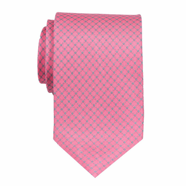 Quadrafoil - Print Regular Tie