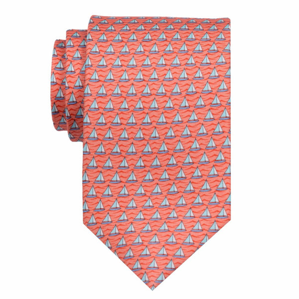 Sails - Print Regular Tie