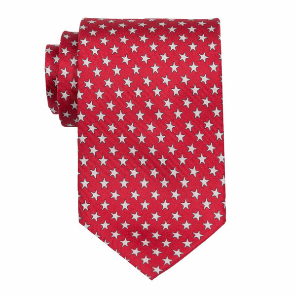Star Fish - Print Extra Long Tie