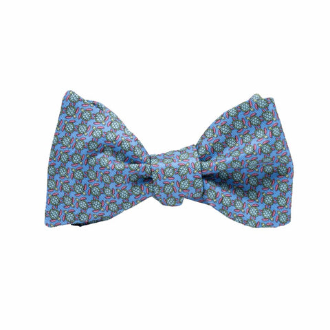 Turtles - Print Bow Tie