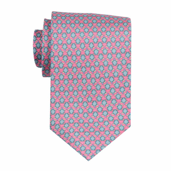 Turtles - Print Regular Tie