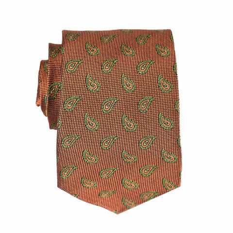Albemarle - Woven Extra Long Tie