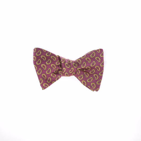 Amherst - Woven Bow Tie