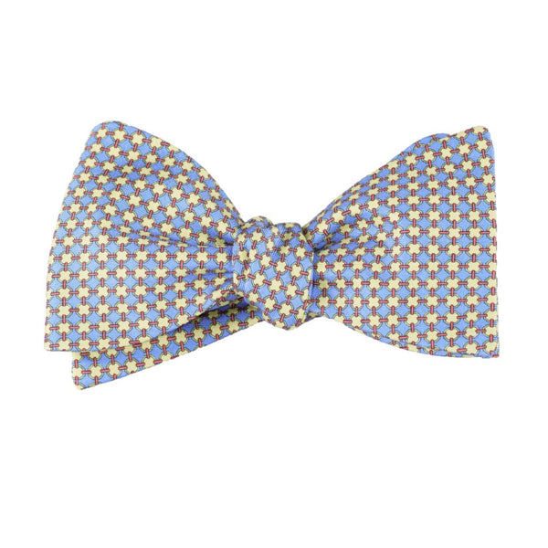 Bevelled - Print Bow Tie